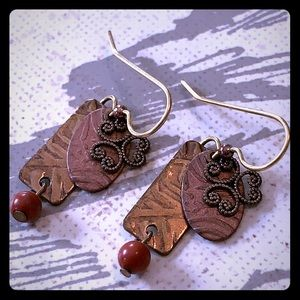 Petite Dangle Earrings